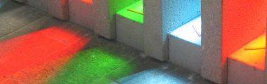 Moderne Glaskunst, Gedenkstätte Kaprun