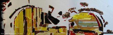 Irma Petraityte-Luksiene - Modernes Glasbild