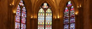 Richter-Fenster Abtei Tholey